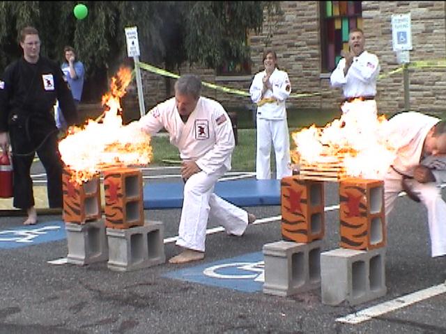 Joe - Dan - Fire Break 3