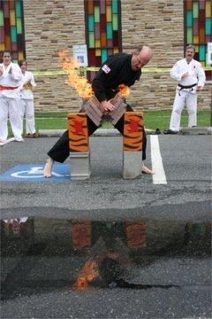 Mike Fire Break