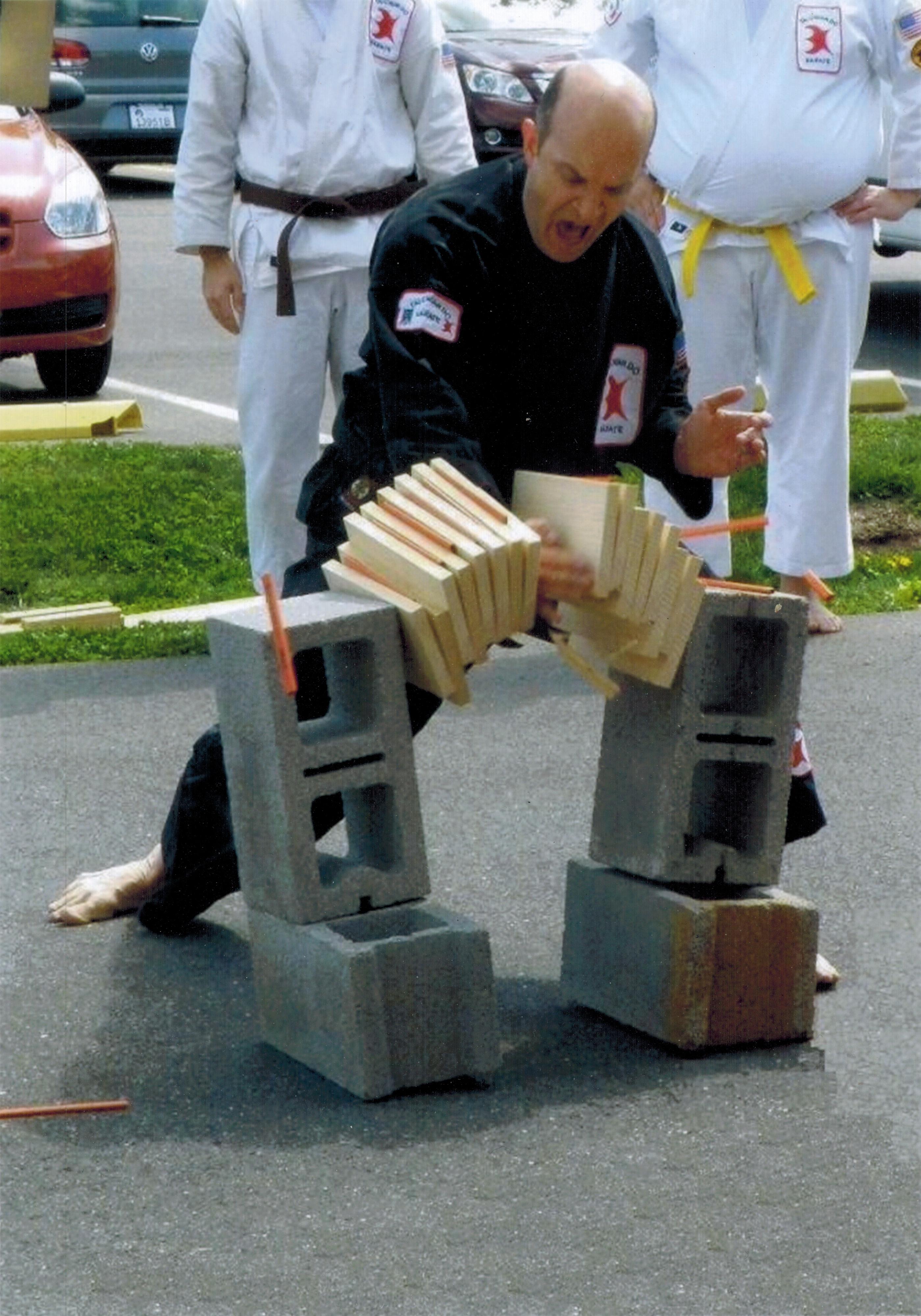 TCD 2011 Tournament Board Break